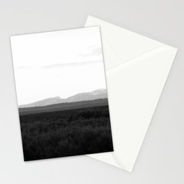 American West 003 Stationery Cards