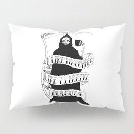 Bubonicaffeine Pillow Sham