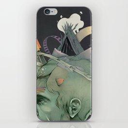 The traveler dreams iPhone Skin