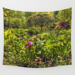 Garden Dream Wall Tapestry