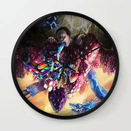 Mushberry Hill Wall Clock