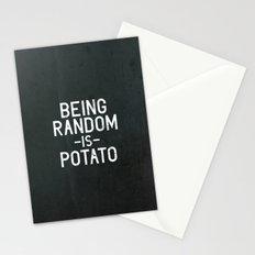 Random Stationery Cards