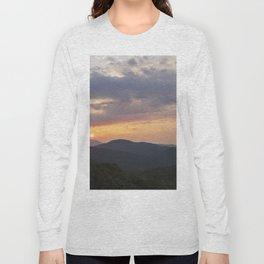 early sunrise Long Sleeve T-shirt