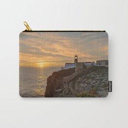 Cabo de Sao Vicente, Portugal Carry-All Pouch