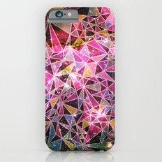 Space Triangles iPhone 6s Slim Case