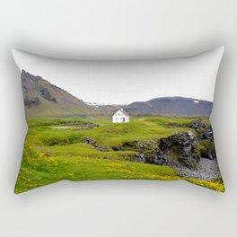 Icelandic Home Rectangular Pillow