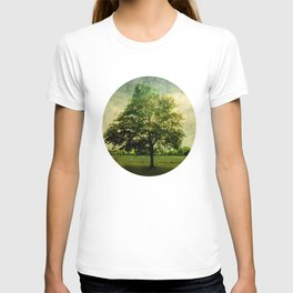 The Textured Tree  T-shirt