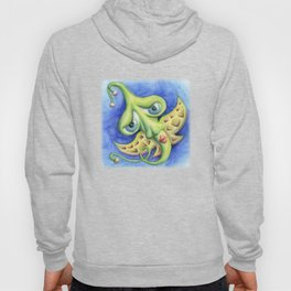 Flight of fancy / Sueño Volador Hoody