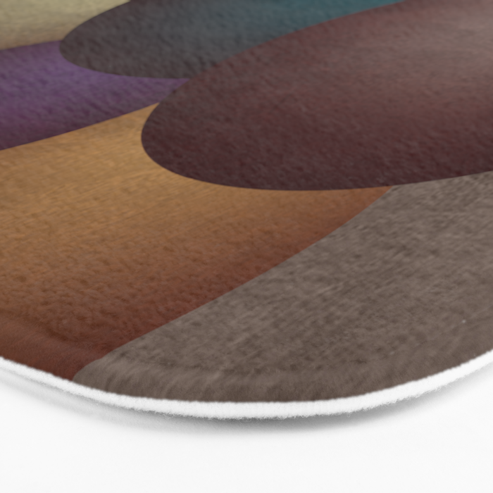 Spheres Bath Mat
