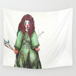 The Gatherer Wall Tapestry