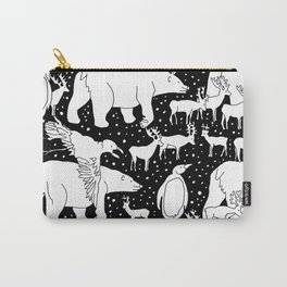 Polar gathering Carry-All Pouch