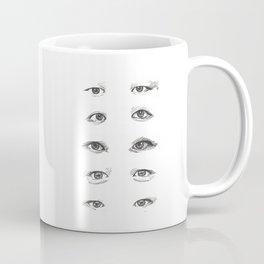 eye study Coffee Mug