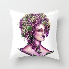 Sauvignon Throw Pillow