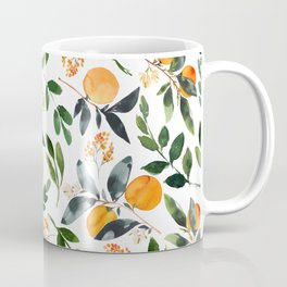 Orange Grove Coffee Mug
