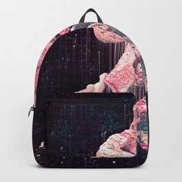 Coral Godess Backpack