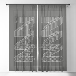n\\\o Sheer Curtain