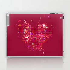 Heart2 Red Laptop & iPad Skin