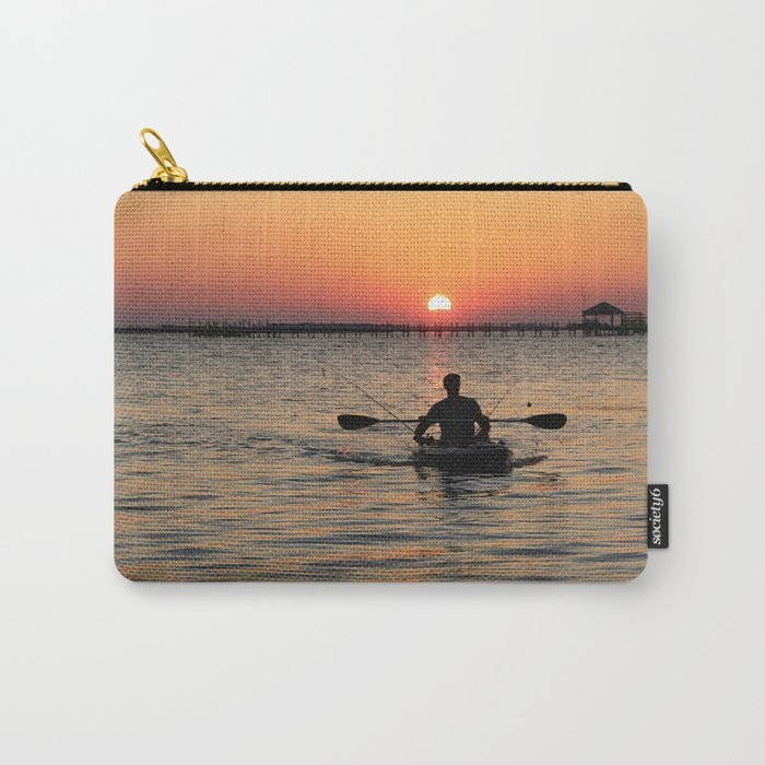 Amazing Sunset II. Sunset series Carry-All Pouch