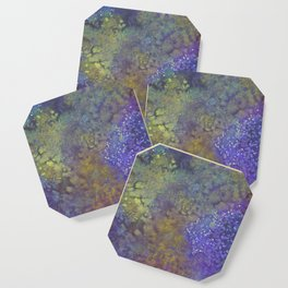 Abstract Watercolor #3 Coaster