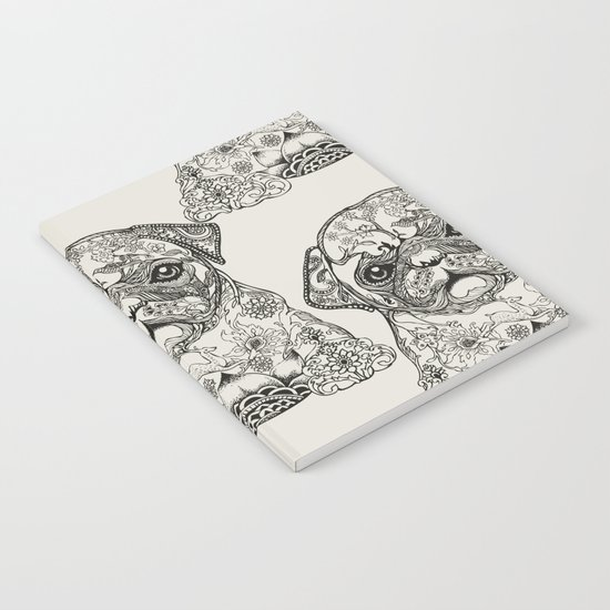 Persian Pug Notebook