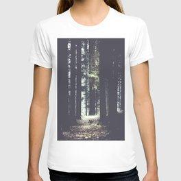 She will guide you T-shirt