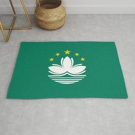 Flag of Macau Rug