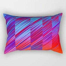 Perspective. Rectangular Pillow