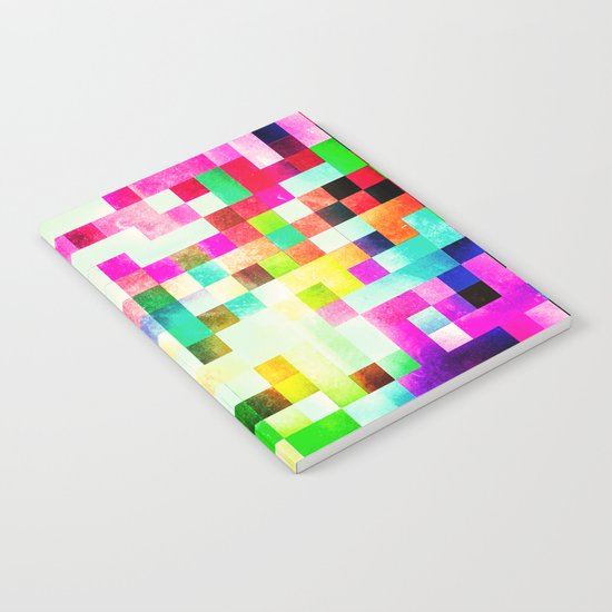GROWN UP PIXELS Notebook