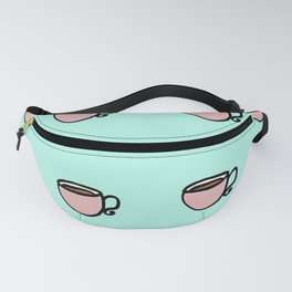 The Coffee Cup II Fanny Pack