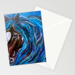 Horse of Color Stationery Cards