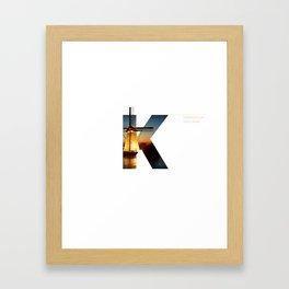 Kinderdijk, Holland Framed Art Print