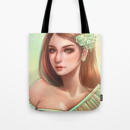 THAI traditional *GirlsCollection* Tote Bag