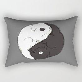 Yin & Yang Rectangular Pillow