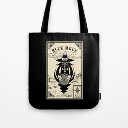 BLCK MGCK Tote Bag