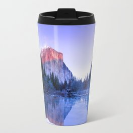 Lake Landscape #photography #society6 #photography Travel Mug