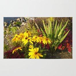 Floral Print 028 Rug