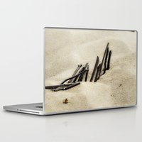 dune Laptop & iPad Skins featuring Dune by Mario Sa