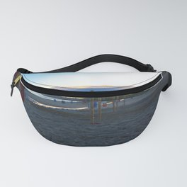Beach volleyball court, Canada Fanny Pack