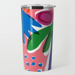 Watermelon Sunset Travel Mug
