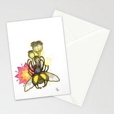 Rhino Beetle Stationery Cards