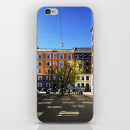 Nature will always find a way iPhone Skin