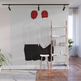 Explore Wall Mural