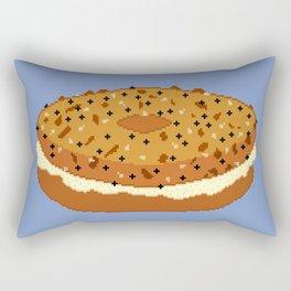 Bagel Rectangular Pillow