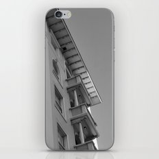 Beach Hotel iPhone & iPod Skin