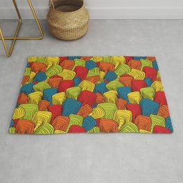 Colored 0094 Rug