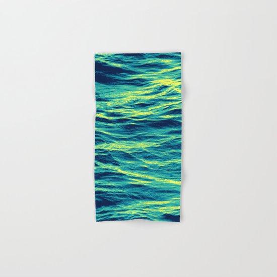 OVER THE OCEAN Hand & Bath Towel