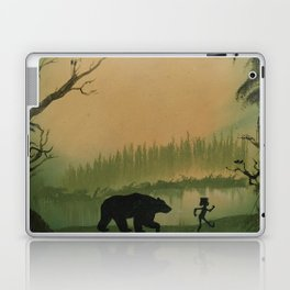 The Jungle Book by Rudyard Kipling Laptop & iPad Skin