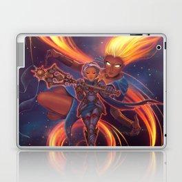Pike & Sarenrae Laptop & iPad Skin