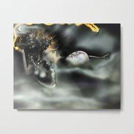 Dark Matter REMIX 2 [Digital Figure Illustration] Metal Print