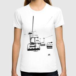 Winter Fog T-shirt
